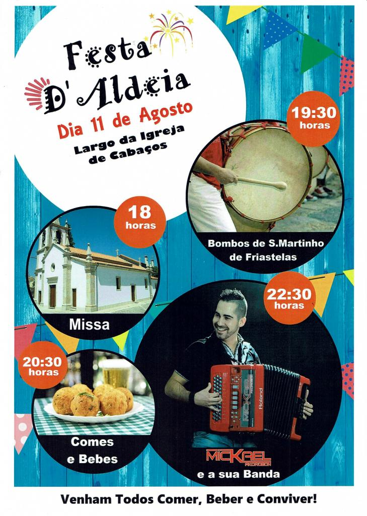 Festa D'Aldeia